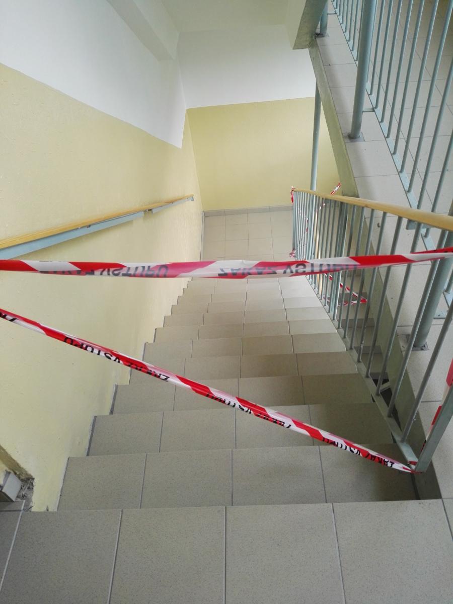 schody panelak 1