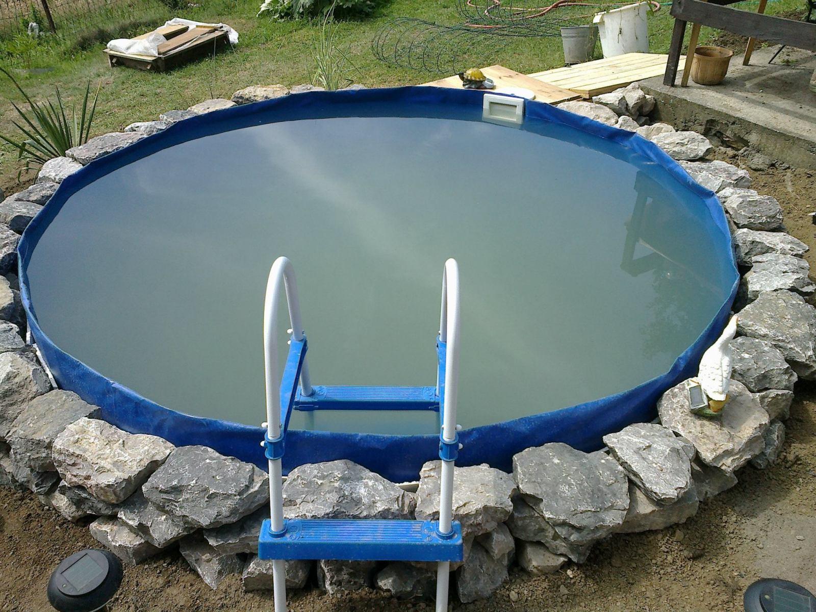 venkovní bazén 1